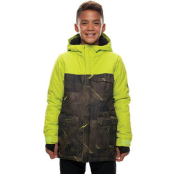 686 Boy's Backwoods Insulated Jacket - Kid's
