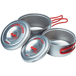 EVERNEW TITANIUM ULTRALIGHT POTS