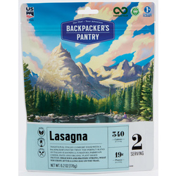 Backpackers Pantry Lasagna Vegetarian