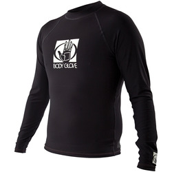 MEN'S LONG SLEEVE FITTED RASH GUARD