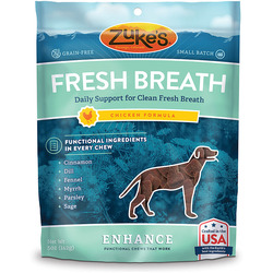 ZUKE'S FRESH BREATH