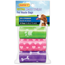 FASHION DOG WASTE BAG DISPENSER