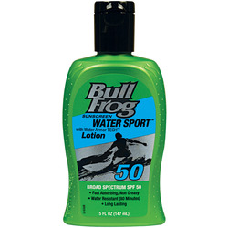 BULLFROG WATERSPORT SUNSCREEN