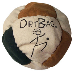 Liberty Mountain World Footbag Dirtbag Classic Footbag