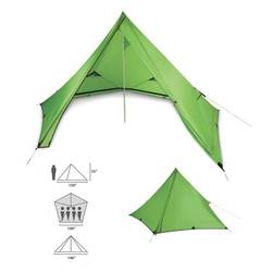 Nemo Pentalite 4 Person Tent