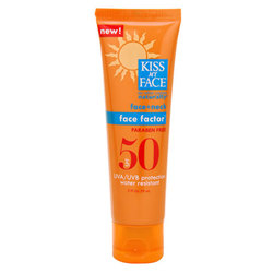 Kiss My Face Face Factor Sunscreen SPF 50