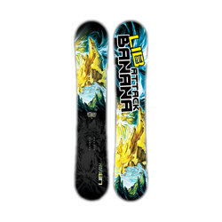 Lib Tech Attack Banana Continental Snowboard 2016