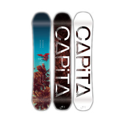 Capita Birds Of A Feather Snowboard - Women's