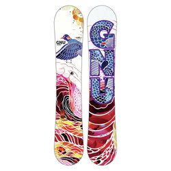 GNU Club Collection B-Nice BTX Snowboard 2016