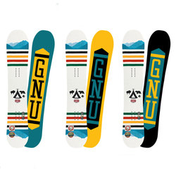 GNU Beauty XC2 Snowboard 2016