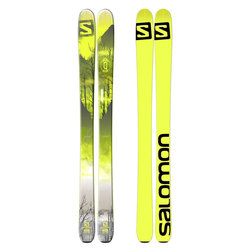 Salomon Q-Lab Skis 2016