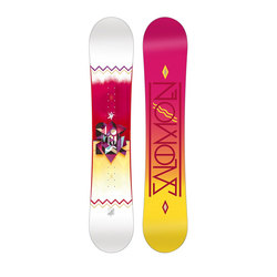 Salomon Lotus Snowboard - Womens 2016