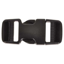 DUAL ADJUST SIDE RELEASE BUCKLES