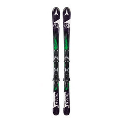 Atomic Nomad Blackeye Skis with XTO 12 Bindings 2016 2016