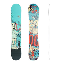 DC Cliver Ply Snowboard 2016