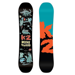 K2 Mini Turbo Snowboard - Kids'