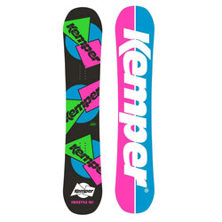 Kemper Snowboards Freestyle Snowboard