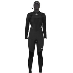Billabong Synergy Hooded  5/4 Chest Zip Wetsuit