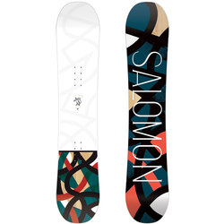 Salomon Lotus Snowboard - Women's 2020