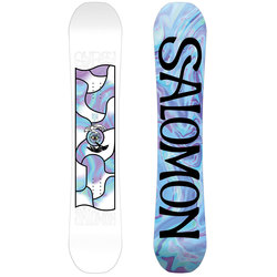 Salomon Gypsy Snowboard - Women's 2020