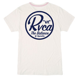 RVCA Patch Seal Short Sleeve Tee