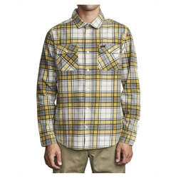 RVCA Panhandle Long Sleeve Flannel