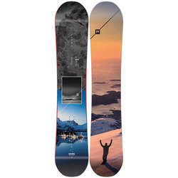 Nitro Mens Team Exposure Wide Snowboard 2020