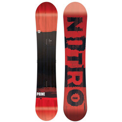 Nitro Prime Screen Wide Snowboard 2020