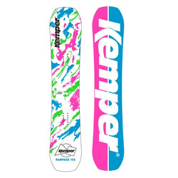 Kemper Snowboards Rampage Snowboard