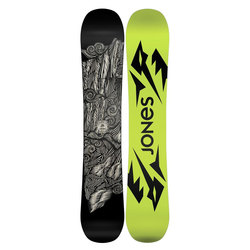 Jones Ultra Mountain Twin Snowboard 2016