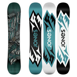 Jones Mountain Twin Snowboard 2016
