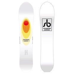 Capita Spring Break Powder Racer Snowboard 2020
