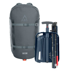 ABS A-Cross Shovel/Probe Safety Package