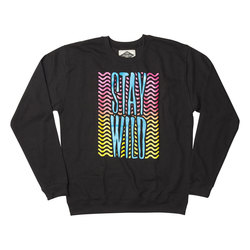 Airblaster Stay Wild Crew Sweater