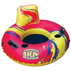 Airhead Ragin River Inflatable Single Person Lounge Float