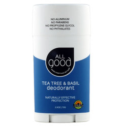 All Good Deodorant - Tea Tree & Basil