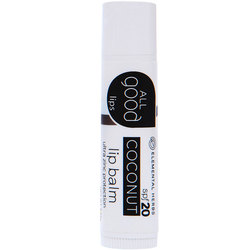 All Good Lips SPF 20 - Coconut Lip Balm