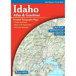 DeLorme Idaho Atlas & Gazetteer