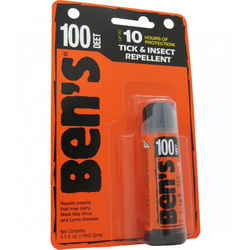 Ben's® 100 Mini Bug Spray 0.5 Oz