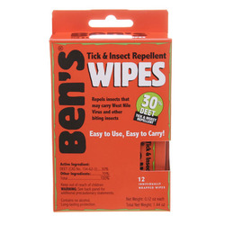 Adventure Medical Kits Ben's 30 DEET Wipes