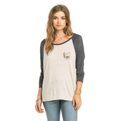 Amuse Society Free Bird Tee - Women's