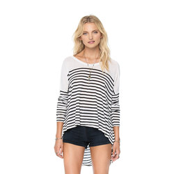Amuse Society Lyra Long Sleeve Knit Top - Women's