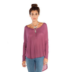 Amuse Society Riley Knit Top - Women's