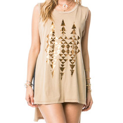 Amuse Society Wayside Block Tunic - Women's