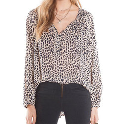 Amuse Wilde Woven Long Sleeve Shirt - Womens