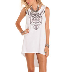 Amuse Society Zahara Tank Top