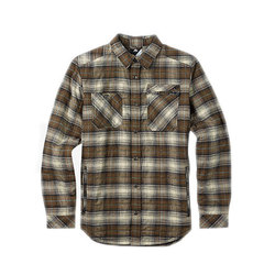 Analog Bowery Quilted Flannel