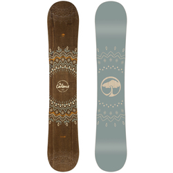 Arbor Cadence Camber Snowboard - Women's 2019