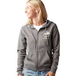 Arbor Landmark Zip Thru Hoody - Women's
