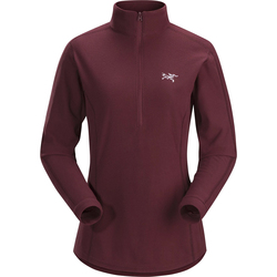Arcteryx Delta LT Zip Neck - Womens